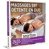 Smartbox - Coffret Cadeau Massages et détente en Duo - Idée Cadeau Relaxant - Une séance Bien-être jusqu'à 2h30