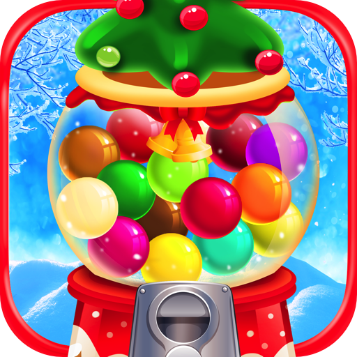 Christmas Bubble Gum - Kids Chewing Gum Dessert Food Maker Games FREE