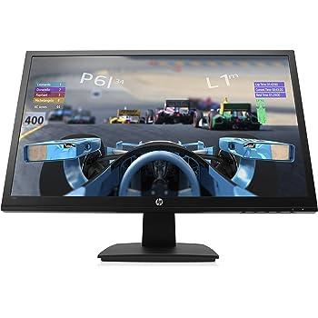 """HP 27o - Monitor DE 27"""" (LED, Full HD, Tiempo de Respuesta 1 ms) Color Negro"""