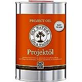 OLI-NATURA projectolie (universele houtolie), inhoud: 1 liter, kleur: walnoot