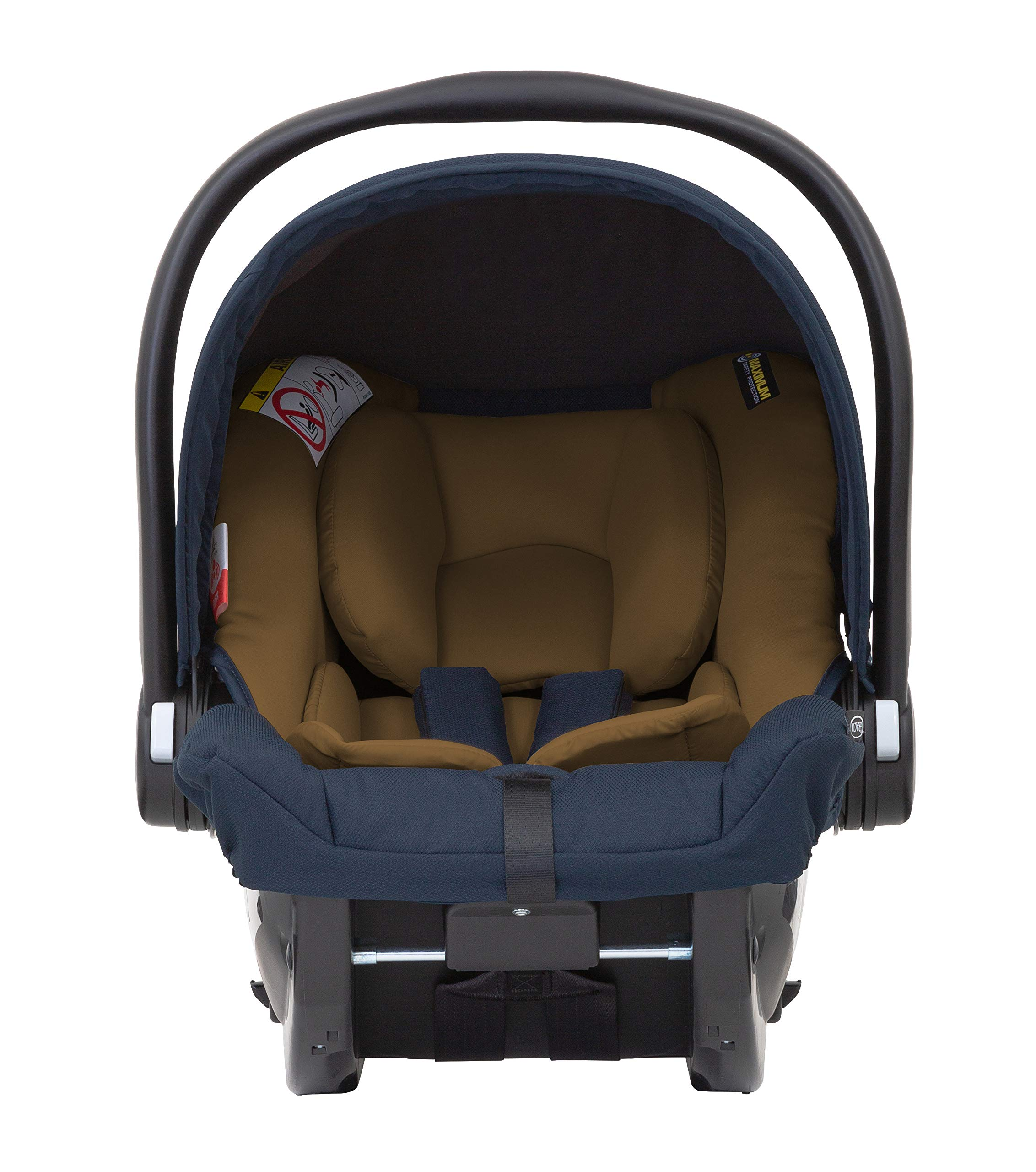 Graco Breaze Lite i-Size Travel System, Eclipse Graco From birth to 3 years approx. (0-15kg) Travel system package with snug essentials isize infant car seat included Lightweight stroller at only 6.5kg 6