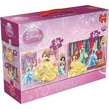 disney 2 in 1 princess belle jigsaw puzzles 35 pieces 50 pieces