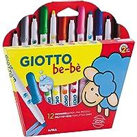 Giotto Be-Bè Super marqueurs Est. 12 unités.