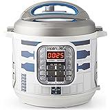 Instant Pot Duo 60 (R2D2) Star Wars elektrische multifunctionele kookplaat, snelkookpan roestvrij staal, 1000 W, 5,7 liter