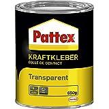 Pattex Zelfklevende lijm, transparant, extreem sterke lijm voor maximale sterkte, universele lijm voor universeel gebruik, hi