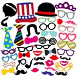 SYGA Party Props Set of 40 props craft party item