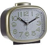 Alarm Clock by DOJANA, Black-White,DA034