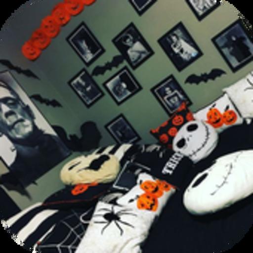 Halloween Home Decoration (Halloween Ghost Party-ideen)