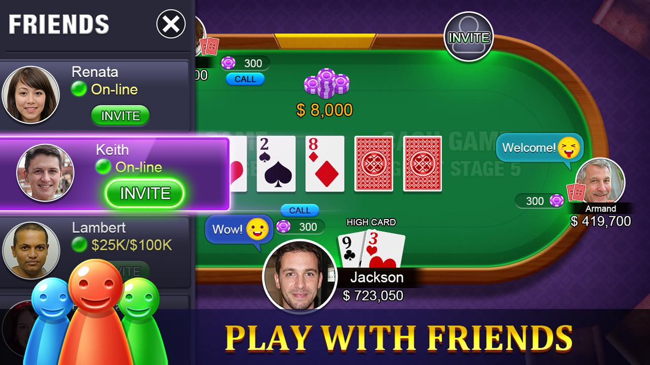 Free Casino Games Online Texas Holdem