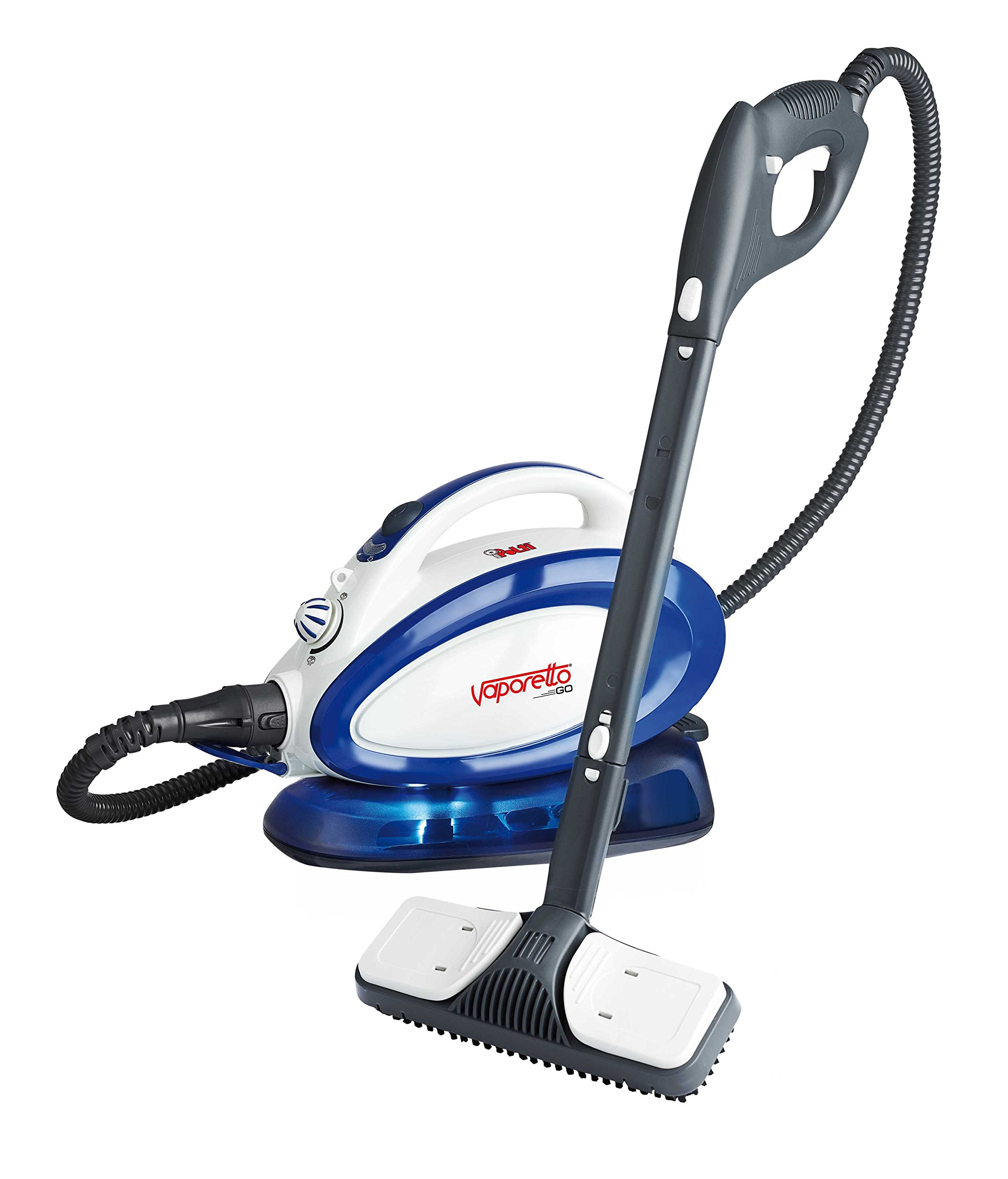 Polti vaporetto go steam cleaner 3 5 bar for Vaporetto polti