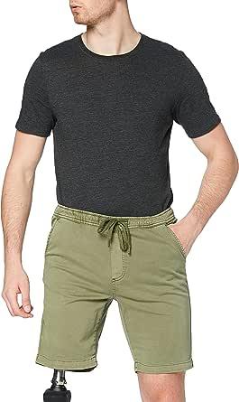 Urban Classics Stretch Twill Joggshorts Pantaloncini Uomo