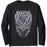 Marvel Black Panther Mask Build Up Fill Manche Longue