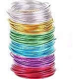 Goodwei Creacraft Basic aluminium sierdraad set 6 kleuren, 30m x (5m per kleur) (4 mm)