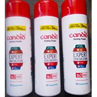 Candid Dusting Powder Expert Skin Solution 120g Pack of 4