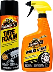 Armorall Tire Foam 567 gm with Armorall Wheel Tire Cleaner 709 ml
