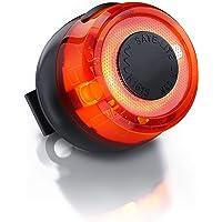 CSL-Computer Akku Fahrradrücklicht mit CREE-LED   60 Lumen   StvZO Zulassung   Befestigung mit Gummilasche, für…