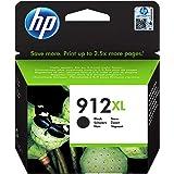 HP 912XL - Cartuccia d' inchiostro, Nero, 1 pezzo