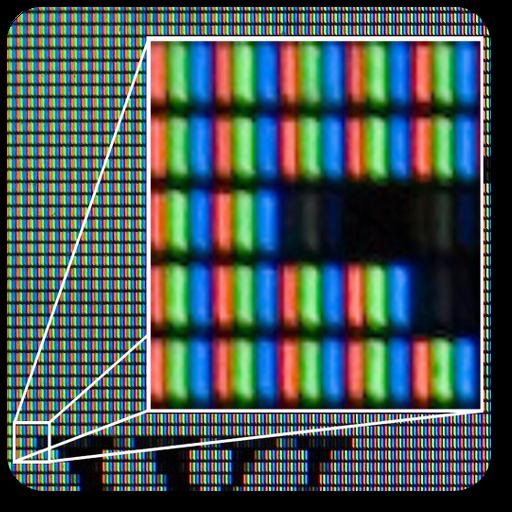 dead pixel fixer stuck pixel fix appstore for android. Black Bedroom Furniture Sets. Home Design Ideas