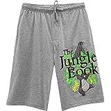 Disney Men's Jungle Book Baloo and Bagheera Lounge Shorts