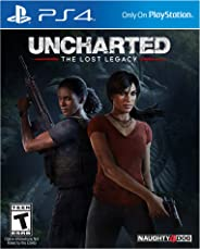 Sony Uncharted: The Lost Legacy by Naughty Dog - PlayStation 4