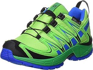 Salomon Unisex-Kinder Xa Pro 3D CSWP J Outdoor-Multisport-Schuhe,