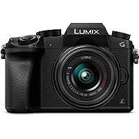 Panasonic LUMIX DMC-G7K Fotocamera Mirrorless Digitale con Obiettivo Standard Zoom LUMIX G VARIO 14-42 mm H-FS1442A…