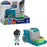 PJ Masks Vehicles Romeo Toys for Kids Boys and Girls 3+& Above