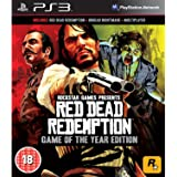 Red Dead Redemption (PS3) [Game of the Year GOTY Edition] (PS3)