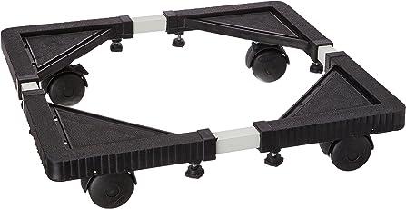 Unique Gadget Large Adjustable Fridge And Washing Machine Trolleys