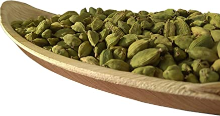 Fresh Spices Green Cardamom/Elaichi (200gm), Homestead Produce from Cardamom Hills, Kerala, Picking Season Aug-Sept 18, New Arrival, Aroma Intense.