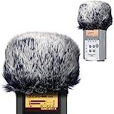 YOUSHARES - Microfono Peloso Parabrezza Outdoor Filtro Pop Microfono in schiuma per Zoom H4n & H2n Handy Recorder