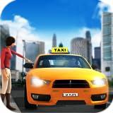 simulateur de chauffeur de taxi fou de voiture de sport 2019: jeux de conduite en taxi du monde ouvert gratuitement...