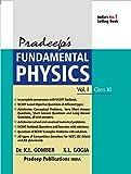 Pradeep's Fundamental Physics for Class 11 (Set of 2 Vol.) Examination 2020-2021