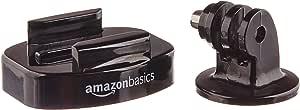 AmazonBasics - Supporto da treppiedi per fotocamera GoPro