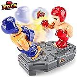 Baztoy Batallas Robot Juguete, Robotica Robot para Niños con Función de Sensor de Infrarrojos y Voz, Boxeo Robot Juguetes Niñ