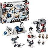 LEGO Star Wars Action Battle Difesa della Echo Base con 2 Snowtrooper e 3 Rebel Trooper, Set di Costruzioni per Ragazzi, +8 Anni e Collezionisti, 75241