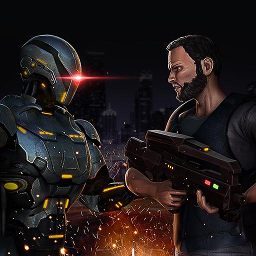 Male lead Robot Battle