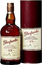 Glenfarclas 15 Years Old Highland Single Malt (1 x 0.7 l)