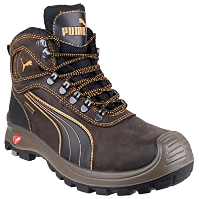 Puma Safety Sierra Nevada Mid Mens Safety Boots: Amazon.co.uk: Shoes & Bags