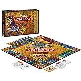 Monopoly Yu-Gi-Oh!  - Das Original-Monopoly als Duell-Arena für Yu-Gi-Oh! Fans! (Deutsch)