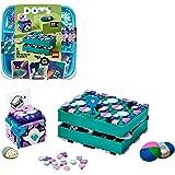 LEGO 41925 Dots LesBoîtesàSecrets, Accessoires de Chambre et idées de décoration de Bureau, Bricolage pour Les Enfants