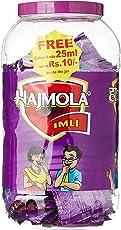 Dabur Hajmola Imli Digestive Tablets Jar - 160 Tablets with Free Dabur Amla, 25ml