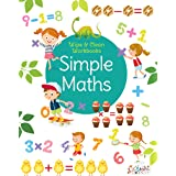 Simple Maths - Wipe & Clean Workbook with free Pen