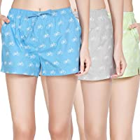 The Cotton Company 100% Cotton Shorts for Women
