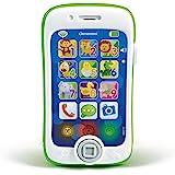 Clementoni- Smartphone Touch & Play Giocattolo, Multicolore, 14969