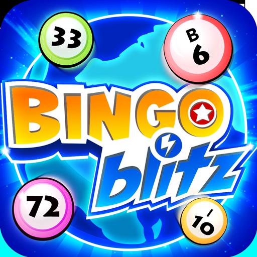 BINGO BLITZ: Play Free Bingo & Slots! (Santa-apps Kostenlos)