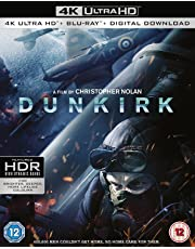 Dunkirk (4K UHD + Blu-ray + Digital Download) (3-Disc Box Set) (Fully Packaged Import)