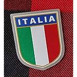 4R Quattroerre.it 14501 Toppe Patch Adesive Scudetto Italia per Tessuti