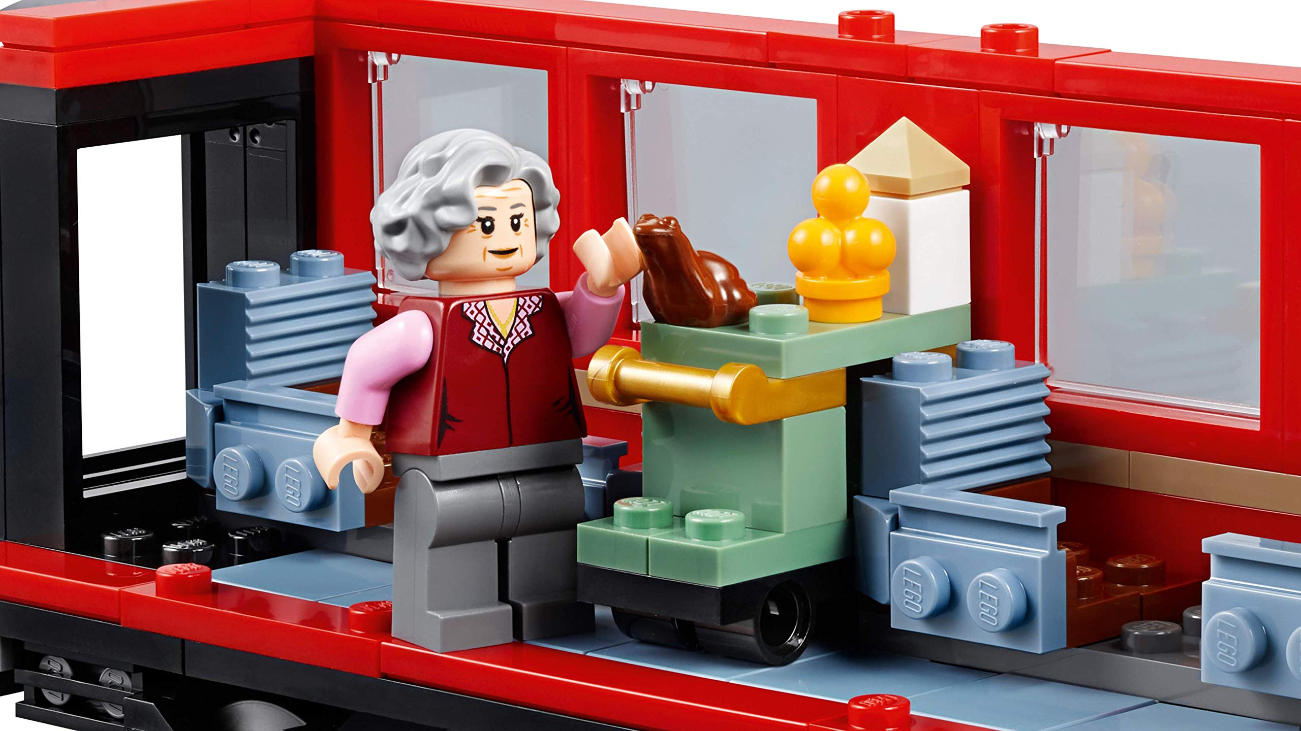 LEGO HarryPotter EspressoperHogwarts, Giocattolo eIdea Regalo per gli Amanti del Mondo della Magia,Set di Costruzione per Ragazzi, 75955 4 spesavip