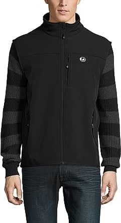 Ultrasport Men's Basic Ando Softshell Vest